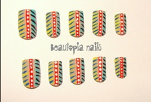 My Nails  / my nail art. beautopianails.com / by Beautopia Nails