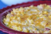 Sides & Dips Recipes / Who doesn't love a hot and steamy side dish to complete your next meal?