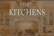 Cozy Kitchens / by Inviting Home
