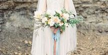 Wedding flowers inspiration / Beautiful things, only.