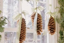 Christmas/Winter / Inspiration for decor and such