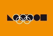 'Inspire a Generation' / Olympics inspired branding and design. / by Kate Walwyn Design