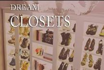 Dream Closets / by Inviting Home
