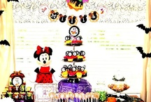 Minnie Mouse Halloween Party