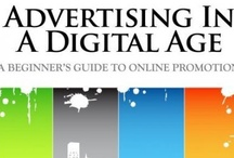 Advertising In Digital Age / ADVERTISING IN A DIGITAL AGE: Through online advertising you can reach more people at a global level, you can target your messages to be more relevant to your audience, you can interact with your community & collect their feedback in real-time, you will need a smaller budget & you can monitor results & make changes on the go. Throughout this book, I will cover some of the most common forms of online advertising and targeting methods.  http://www.amazon.com/dp/B009KM5R20 / by GlobalnDigital