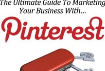 Marketing with Pinterest / THE ULTIMATE GUIDE TO MARKETING YOUR BUSINESS WITH PINTEREST: This comprehensive book is the only definitive guide you will ever need to discover: • What Pinterest is and how it works • How to get followed and dramatically increase traffic to your site • How to take the visual conversation to Facebook and Twitter for a more integrated online marketing experience • How to do SEO for Pinterest • How to cash in with Pinterest • 23 tools to use with Pinterest http://www.amazon.com/dp/B007J3HFWM / by GlobalnDigital