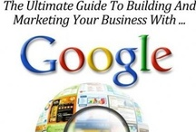 Marketing with Google / THE ULTIMATE GUIDE TO BUILDING YOUR BUSINESS WITH GOOGLE - Google is an intrinsic part of our daily online lives.  This book unlocks the power of Google and how you can make this search giant work for you and your business. Learn more about the full suite of Google tools (YouTube, Adwords, Google Plus, etc.), how you can use them to launch and grow your business and have a successful online strategy by understanding exactly what you can get from Google. http://www.amazon.com/dp/B00851Y7PA / by GlobalnDigital