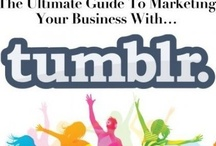 Marketing with Tumblr / The Ultimate Guide To Marketing Your Business With Tumblr - The world is changing. The way we do business, the way we shop, the way we socialize and the way we run successful marketing campaigns. Tumblr, as a tool for business, will help you take your marketing strategy to the next level. If pictures are worth a thousand words, Tumblr is worth its weight in gold. http://www.amazon.com/dp/B008CP5K2S / by GlobalnDigital