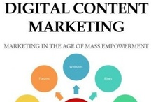 Digital Content Marketing / DIGITAL CONTENT MARKETING: Throughout this book I will cover some of the best strategies in content marketing including areas such as content planning, content creation, content optimization, and content distribution. You'll also learn the different types of content, the pros and cons of free and paid content or the difference between content creation and content curation. http://www.amazon.com/dp/B008Z5WPUA / by GlobalnDigital