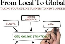From Local to Global / FROM LOCAL TO GLOBAL: TAKING YOUR ONLINE BUSINESS TO NEW MARKETS - The most remarkable aspect of taking your business online is that it is accessible by everyone and anyone across the globe. However, just because it is possible for businesses to reach people in different countries does not mean that all the potential customers in these countries will be receptive to the message that you are relaying. http://www.amazon.com/dp/B008Y44TXI / by GlobalnDigital