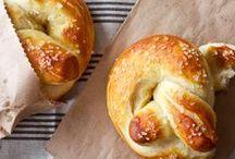 FOOD   Heady Bready Recipes / by Paula Parker