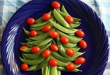 Christmas food and tablescapes / by Yomaira Cgm