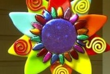 Fused glass/glass / by Julie Goelz
