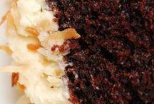 FOOD   Dessert Recipes / by Paula Parker