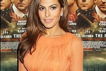 Brown/Orange Dress