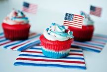 Fantastic Fourth of July / Now you can have a stress-free red white and blue celebration — we've done the planning for you! What to Expect and Yummy Mummy have teamed up to make sure you have a fantastic Fourth of July with this collection of summertime recipes and kid-friendly crafts. Pin along with the hashtag #FantasticFourth so we can all have a happy holiday.   / by What To Expect