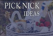 Pick nick ideas / by Inviting Home
