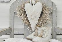 Rustic Romantic decor