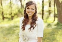Wedding Dresses Half-Sleeves