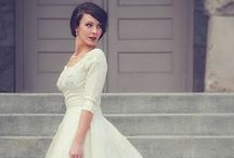 Wedding Dresses 3/4 sleeves