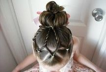 Updos and styles