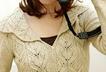 Knit sweaters / by June De Grote