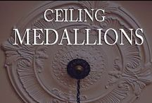 Ceiling Medallions / ceiling décor and ceiling medallions