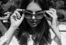 B + C | Shady / The coolest sunnies on the planet.