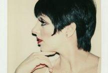 POLAROIDs by Andy Warhol / POLAROIDs by Andy Warhol