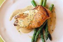 FOOD     Chicken & Turkey Recipes / by Paula Parker