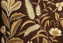 TEXTILE & BRODERIES / Textiles broderies