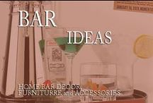 Home Bar Ideas / by Inviting Home