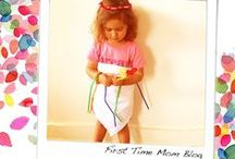 Pipe Cleaner Art Projects / Pipe Cleaner Crafts and Activities