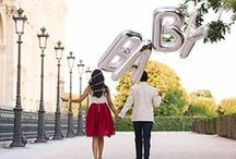 Pregnancy Announcement Ideas / Cute ways to announce news of your pregnancy!