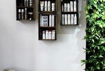 Naava smart green wall in retailer spaces