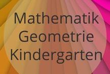Mathe - Geometrie / Alles zu Thema Formen, Muster, Strukturen, etc.