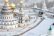 Вознесенский Новоиерусалимский монастырь