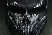 Mask / Shadowrun/Fantasy/Science Fiction/Degenesis/Cyberpunk/DSA/Pathfinder/Vampire/Postapokalyptisch/Fading Suns