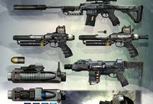 Gun / Shadowrun/Science Fiction/Degenesis/Cyberpunk/Vampire/Postapokalyptisch/Fading Suns