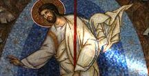 My works / #monumental #artist #mural #painter #mosaic #художник #монументальная #живопись #росписьстен #мозаика #vladivostok #art #vl #dv #владивосток #роспись #стен