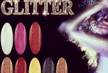 Gel UV Glitter