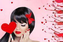Luna Iubirii - Sf. Valentin - Dragobete