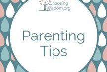 """""""Parenting Tips"""" / Parenting Techniques, Tips, and Trials"""