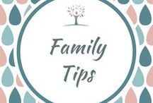 Family Tips / Family Relationships, How To's, Making the most of family time, Building strong families