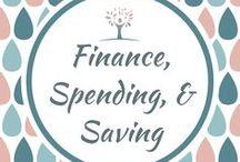 Finances, Spending, and Saving / Finance, Spending, and Saving