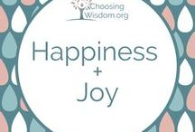 """""""Happiness and Joy"""" / Happiness and Joy"""
