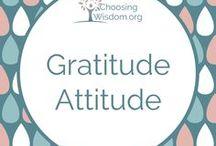 """Gratitude"" / Gratitude, Thankful, Happiness, Mindset, Mental Wellness"