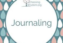 """""""Journaling"""" / Journaling Ideas, how to use journaling to change your mindset, outlook, and perspective. Tools like planners and specific journals to help accomplish goals."""