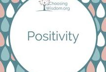 """""""Positivity"""" / Power of positivity in thought, habits, time management, and relationships with your family and spouse."""