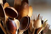 Piccoli oggetti legno